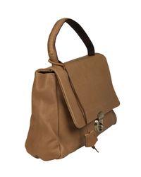 Jas MB | Brown Large Peggy Lady Shoulder Bag | Lyst