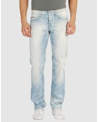Love Moschino | Blue Jeans for Men | Lyst