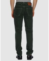 Incotex - Green Casual Trouser for Men - Lyst