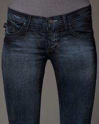 Rock & Republic | Blue Kurt Haze Flap-pocket Jeans | Lyst