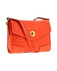 Marc By Marc Jacobs   Orange Kitty St. James Baladine Long Drop Shoulder Bag   Lyst