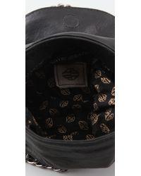Antik Batik   Black Aragon Embellished Leather Shoulder Bag   Lyst