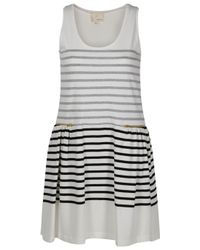 Boy by Band of Outsiders | Multicolor Striped Tank Dress | Lyst