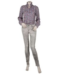 Citizens of Humanity - Gray Avedon Skinny Leg Jeans - Lyst