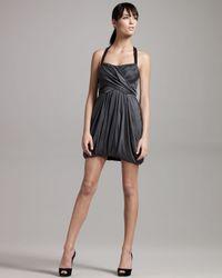 Rag & Bone   Gray Verona Dress   Lyst