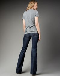 Citizens of Humanity - Blue Amber Ultimate Boot-cut Jeans - Lyst