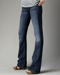 Citizens of Humanity | Blue Amber Ultimate Boot-cut Jeans | Lyst