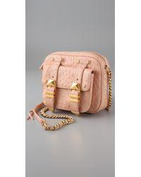 Rebecca Minkoff - Pink Boyfriend Bag - Lyst