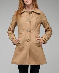 Tulle | Natural Singlebreast Vintage Wool | Lyst