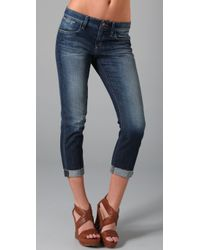Joe's Jeans | Blue Best Friend Skinny Jeans | Lyst