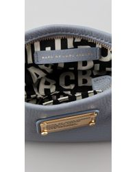 Marc By Marc Jacobs - Blue Classic Q Percy Cross Body Bag - Lyst
