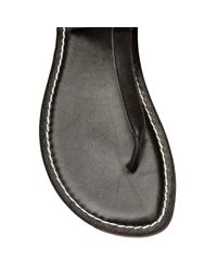 Bernardo Black Lace Up Sandal