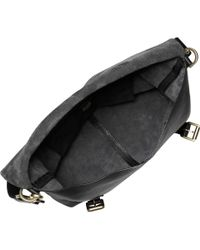 Mulberry | Black Barnaby Leather Messenger Bag for Men | Lyst