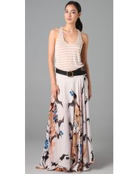 A.L.C. - Multicolor Luca Skirt - Lyst