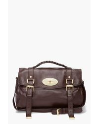 Mulberry | Brown The Alexa Bag | Lyst