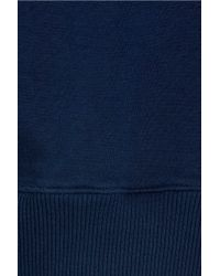 A.P.C. - Blue Sailor Sweatshirt - Lyst