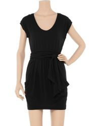 Juicy Couture Black Jersey Dress