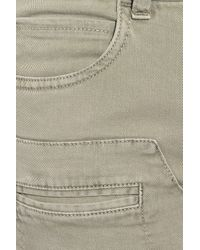 Notify | Gray Oxalys Mid-rise Skinny Jeans | Lyst