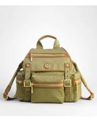 Tory Burch | Green Greyden Nylon Backpack | Lyst
