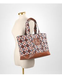 Tory Burch | Multicolor Printed Beach Tote | Lyst