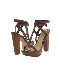 Badgley Mischka - Brown Mark & James Paxton - Lyst