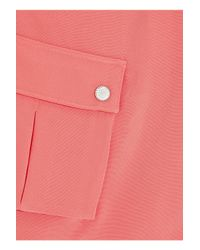 Rag & Bone | Pink Broome Wrap-front Culottes | Lyst