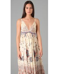 Jill Stuart - Multicolor Suzanne Maxi Dress - Lyst