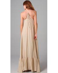Rachel Pally | Natural Dove Full Maxi Dress | Lyst