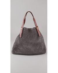 Elliot Mann Gray 24/7 Shoulder Bag