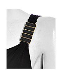 Gottex - Classic Black Katalist One Shoulder One-piece Swimsuit - Lyst