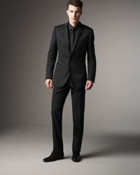 Dolce & Gabbana Black Martini Jacket for men