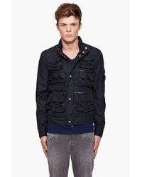 J.Lindeberg | Blue Virgil Ripstop Jacket for Men | Lyst