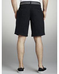 John Lewis - Blue Men Essential Chino Shorts Navy for Men - Lyst