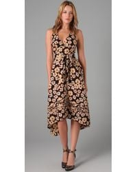 Marc By Marc Jacobs - Blue Lou Lou Floral Dress - Lyst