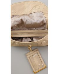 Marc By Marc Jacobs Natural Preppy Leather Natasha Messenger Bag
