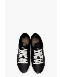 DIESEL | Black Lowday Sneakers for Men | Lyst