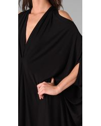Rachel Pally - Black Gwyneth Caftan Dress - Lyst