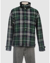 Freshjive - Green Gangland Jacket for Men - Lyst