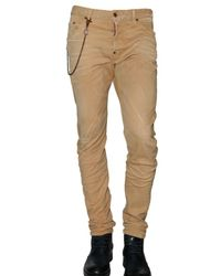 DSquared² | Natural Kenny Twist Jeans for Men | Lyst