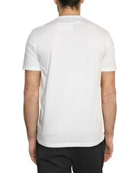 Givenchy - White Virgin Mary Tee for Men - Lyst