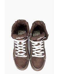 DIESEL | Brown Mens Whoop Boot for Men | Lyst