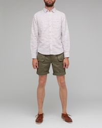 Life After Denim - White Norris Lake Shirt for Men - Lyst
