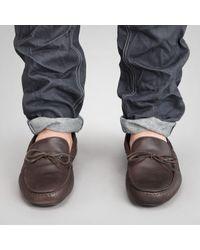 Bottega Veneta - Brown Espresso Chinook Calf Shoe for Men - Lyst