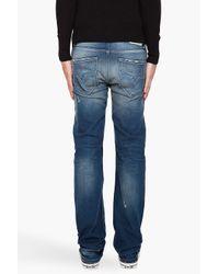 DIESEL | Blue Larkee 880r Jeans for Men | Lyst