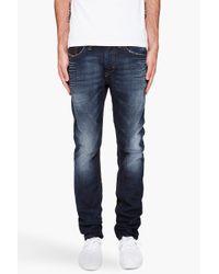 DIESEL | Blue Thanaz 880f Jeans for Men | Lyst