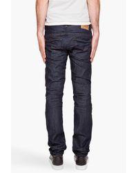 DIESEL | Blue Thavar 880g Jeans for Men | Lyst
