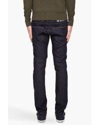G-Star RAW - Blue Defend Super Slim Jeans for Men - Lyst