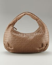 Bottega Veneta | Brown Veneta Belly Bag | Lyst