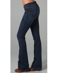 Genetic Denim Blue The Riley Boot Cut Jeans