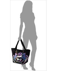 Juicy Couture - Natural Gen Y Watercolor Crest Tote - Lyst